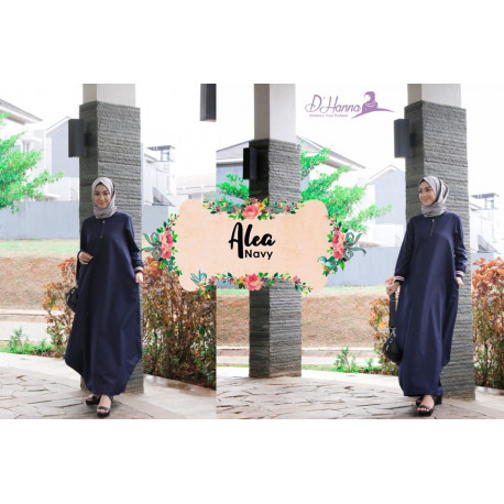 Alea Dress Navy