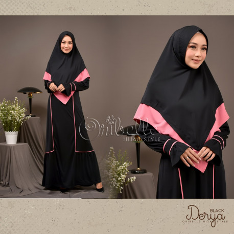 Derya Dress Black