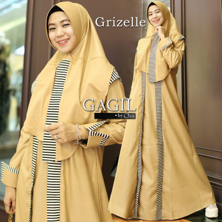 Grizelle Yellow