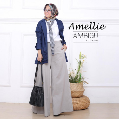 Amellie Set Navy