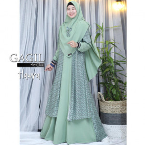 Hawra Dress Mint