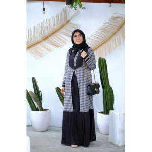 Hayza Dress Black