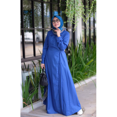 Kanaya Dress Blue