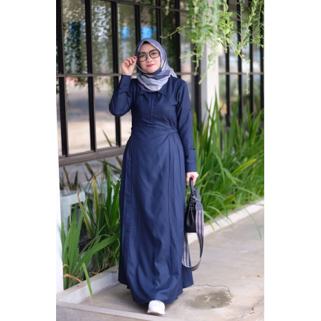 Kanaya Dress Navy