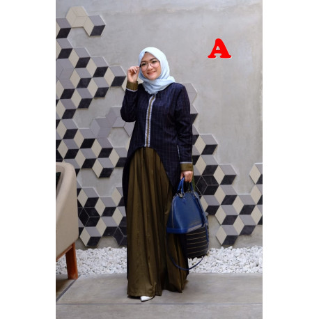 Ramadhani Dress A