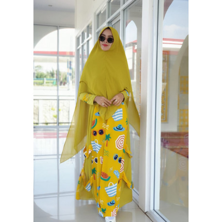 Venus Syari Yellow